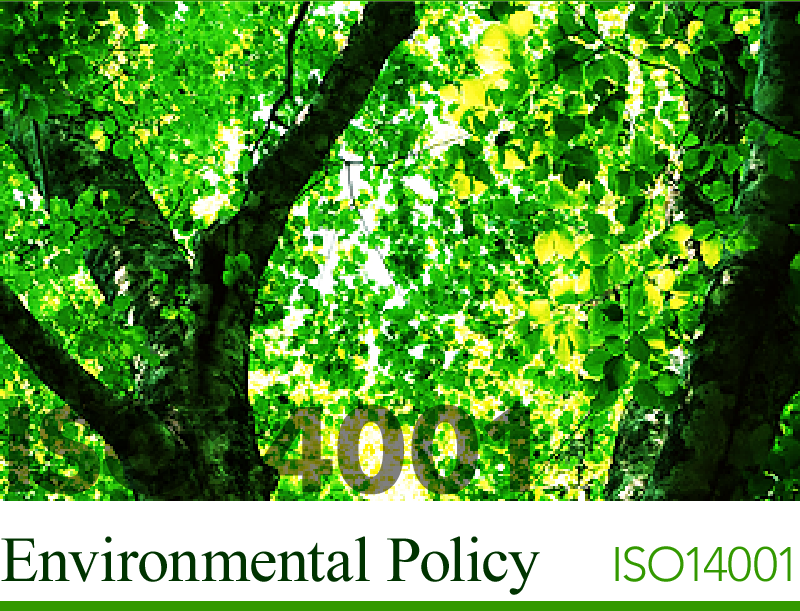 Environmental Protection ISO 14001 Certification