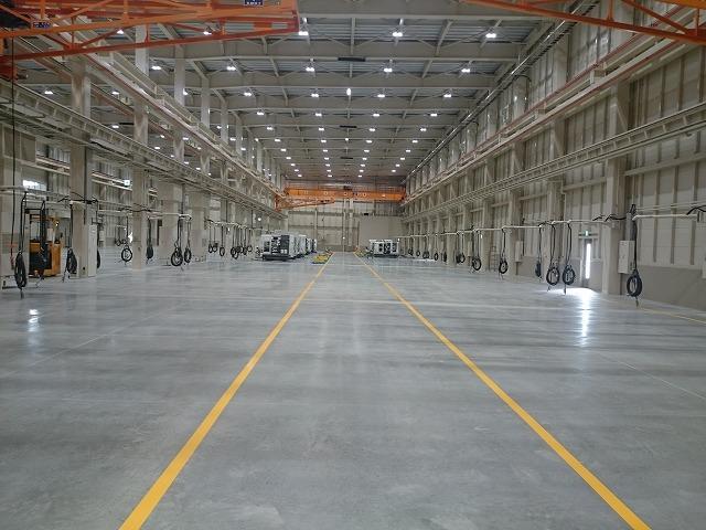 P12工場内